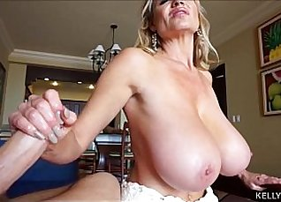 Booty wife ride cock with her buddy making him cum messy |