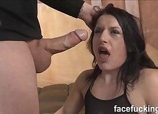 cum on my anal SL  