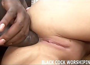 My fave slutty babe used up black cock for publicly sex  