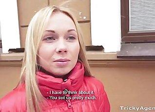 Andrea casting porn for a good job  