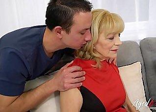 Horny coach seduces hot chicks hardcore sex  