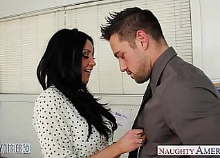 POVOldGeek Hot babe Misty Knight gets nailed on casting office |