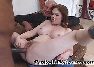 Cuckold sits with wife - lawrence |