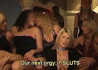 2 others orgies between SLUTS with my GF  