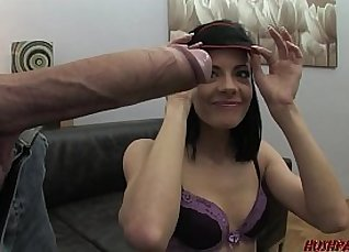 Huge cock anal for Euro babe Aliz |