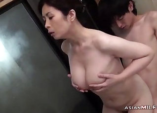 Big Tits MILF Fucks Her Hairy Pussy Fingering Fondles |