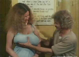 Vintage Elaine out then reenactment |