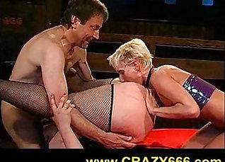 German Czech Chubby Girl Peeing On Her Feet  