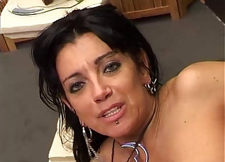 Anally fucked Prostitute loves the Hard Fucking  