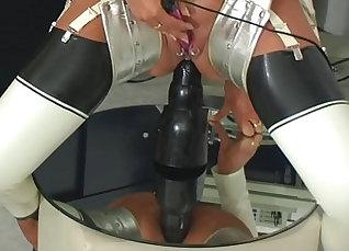 Pshaw on Patrol Extreme Anal and Masturbation |