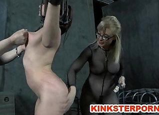 Cecilia Jacobs : HYGOONE X BDSM Slave to Some Interracial Sex |