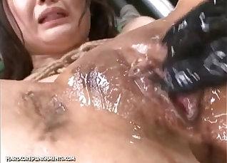 Asian Belle Bondage extreme bdsm |