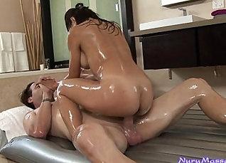 Japanese massage Parody |