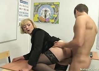 Giant hard cocks Russian theater teacher Training in Porn |