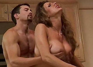 Almost caught masturbating in the kitchen |
