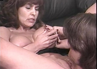 Mature chick devours young cock |
