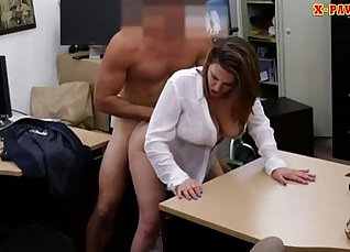 Horny Rebecca flashes her perfect boobs and pussy to a stranger for some cash  