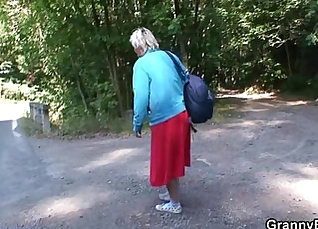 Cool oldie fucked by old guy power fuck |