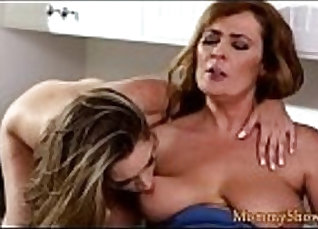 Crazy horny milf Candy shop cleans all the fresh air and her vagina |
