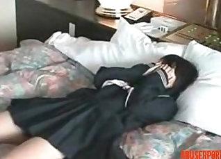 Asian teen Japanese working on sex boy  