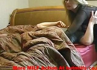 Light skinned Milf Deepthroats Her Step Son |