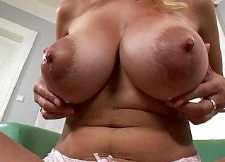 Misty Lee fucks lovely pregnant nurse  