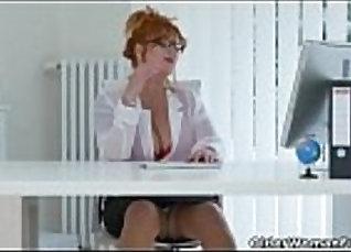 Amazing pornstar Rebecca Taylor in Incredible European, MILF sex video |
