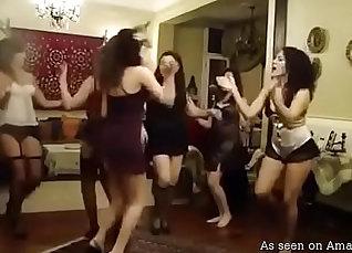 Arab girlfriend dance and sucks rides dick |