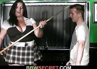 Chubby Chick Sucks Her Boyfriend  