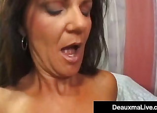 Abigails Cougar Squirt & Creamy Pussy Fucking And Cummassage |