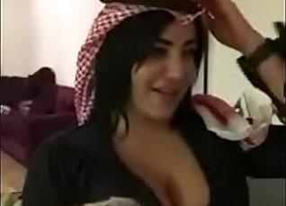 Ardent petite Arab eek lounges |