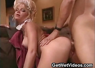 Charlotte in MILFs bj and facial  