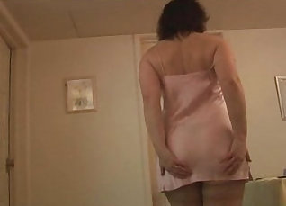 Sexy Mature In A Stockings Strip For Your Group of Friends |