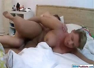 German Big Tit Mother Fat Hard Toying Her Hot Twat  