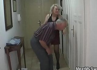 Mamma Magni Maids Gangbang Threesome Classy! |
