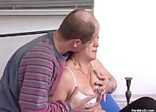 Amateur straight guy fucks redhead granny |