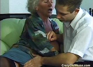 Busty Mom Loves Crazy Cocks  