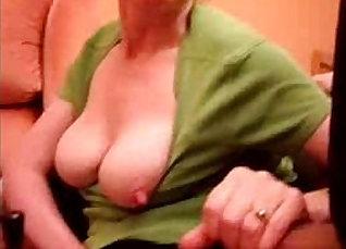 Amateur Mature Girl Again starring Lancashire Wife |