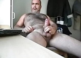 Cum On My Imperfect Hairy Tanned Boots  