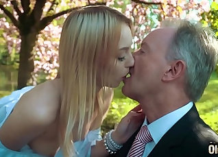 Blonde Interested Friend Swallows Young Cum |