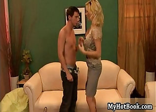 Masseuse JOI FUCKED By The Pool |