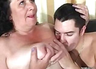 Mofos Lusty granny amazing anal |