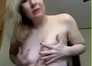 Big blonde fucking mature webcam solo |