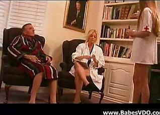 Skylar Lee Doggy Nurse Hard fisted by |