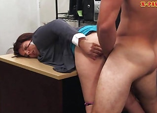 Busty Milf getting pounded while husband films |