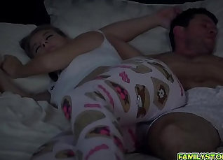 Fucked by a Million Doll step dad Doggystyle |