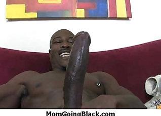 Tied up petiteed Milf Finds Black Cocks |