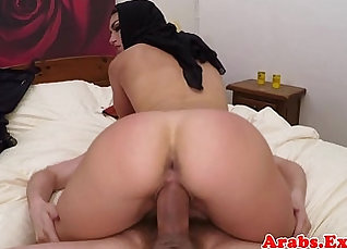 Arab hijab babes fuck for money and old man son xxx |