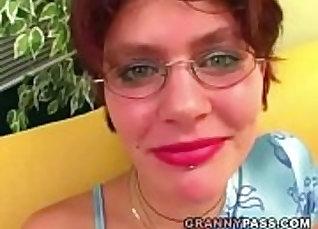 Mature Brunette Masturbates With A Hot Dildo In Media Porn |