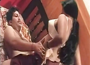 Busty and slim Indian Kelly gets fucked in hardcore action  